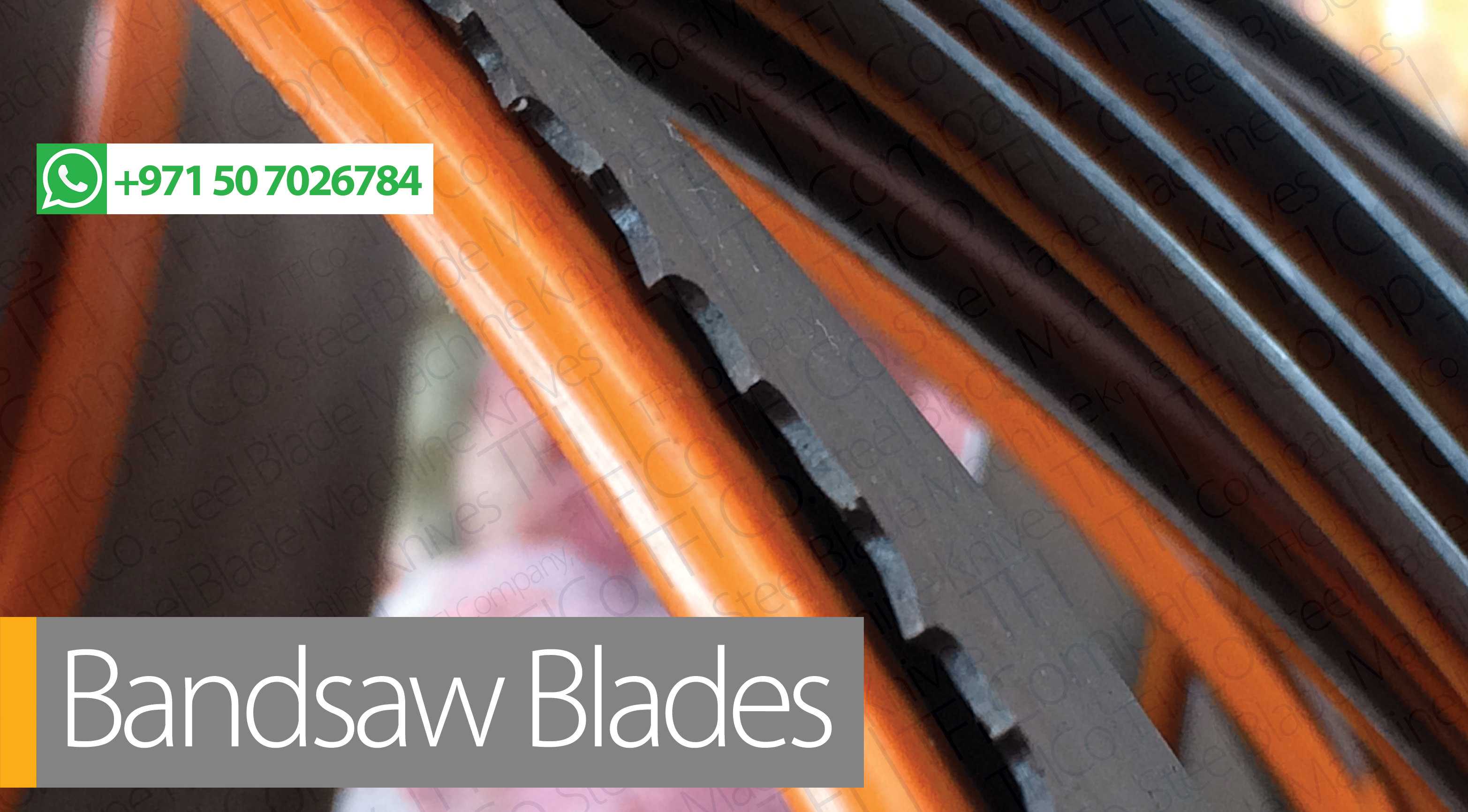 Band Saw Blades - TFICO