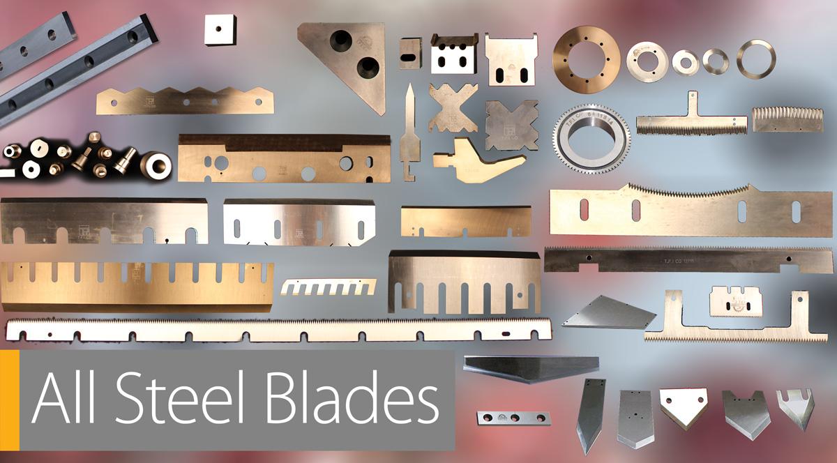 Shear Blade | Guillotine Knives