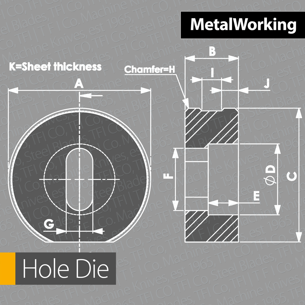 Hole Die - TFICO